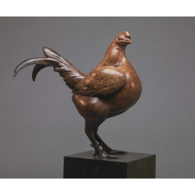 OLD ENGLISH GAME COCK BANTAM
