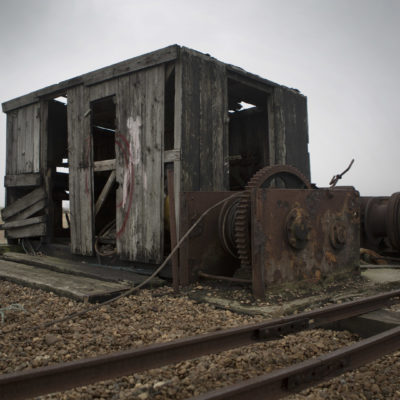 Boat Winch, Dungeness