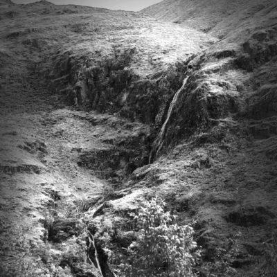 Scotand Waterfall I