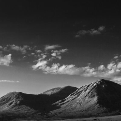 Shadow on the Mountainside