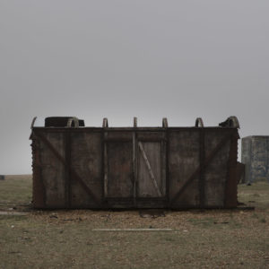 Train Carriage, Dungeness